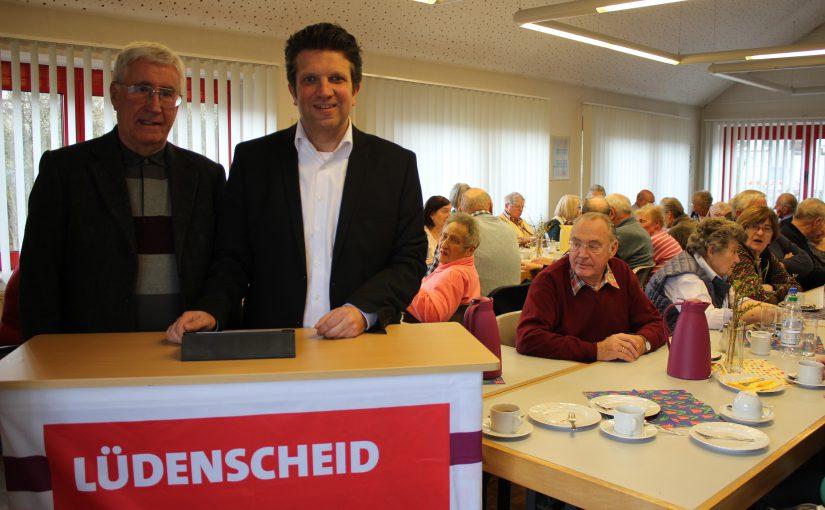 Gordan Dudas stellt Landtagswahlprogramm vor