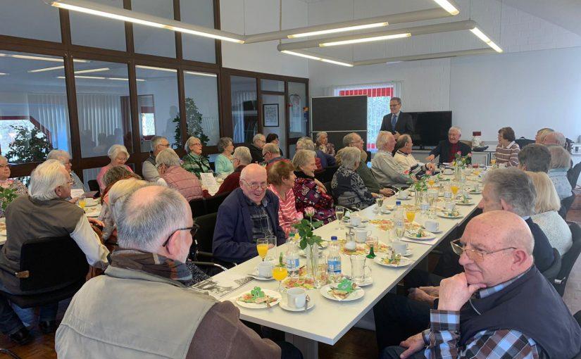Volker Schmidt und Nezahat Baradari zu Gast